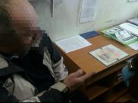 В Запорожье снова задержали на взятке чиновника Укртрансбезопасности