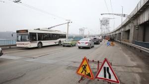 Плотина ДнепроГЭС готовится к ремонту: движение грузовиков ограничат