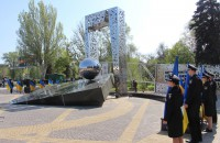 «Остановленный мирный атом»: что символизирует новый памятник чернобыльцам (Фото)