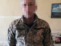 На автовокзале Запорожья задержали военного с гранатами