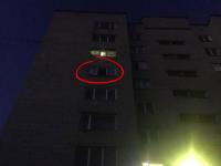 В Запорожской области молодой парень выпрыгнул из окна на глазах у бабушки