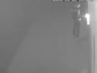 На запорожском курорте 4 раза поджигали магазин (Видео)