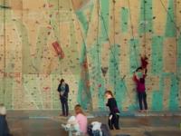 В Запорожье на месте уникального скалодрома хотят открыть склад (Видео)