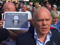 Глава организации «Полк победы» выступил с докладом «За мир без фашизма» в аннексированном Крыму