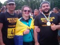 Запорожский ветеран АТО завоевал золото на «Играх непокоренных», подняв штангу весом 200 кг