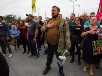 Запорожский депутат будет оспаривать составленный на него протокол на 9 Мая за кричалки