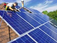 В Запорожской области открыли завод по производству солнечных батарей