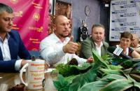 Кива представил главу запорожской ячейки социалистов: им стал человек Анисимова