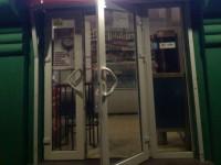 Злоумышленники в масках обворовали ночью магазин в Запорожье