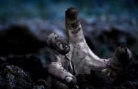 В Запорожье мужчина увяз в болоте и не смог выбраться самостоятельно