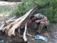 В Запорожской области трое школьников устроили на перемене взрыв