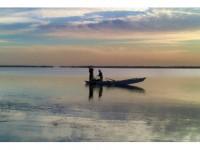 В Запорожской области со вчерашнего утра ищут пропавших рыбаков