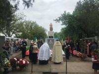 «Прости, если не вернусь»: в Запорожской области перезахоронили останки бойцов, погибших во Второй мировой