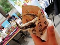 На праздновании годовщины самого старого района Запорожья установили рекорд и раздали более 10 тысяч порций рыбы