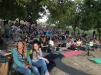 В Запорожье организатор кинопоказов под открытым небом собирает финпомощь