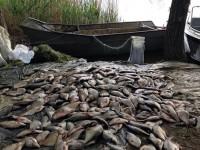 Миллионный улов: В Запорожской области задержали браконьеров с 22 тоннами рыбы