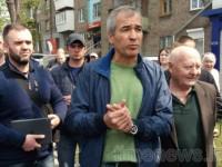 В запорожской мэрии скрывают, кто разрешил вырубку деревьев напротив «Украины»