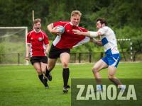 Жестко и зрелищно: в Запорожье впервые прошел турнир по регби (Фоторепортаж)