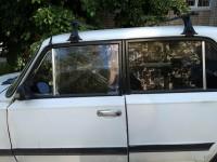 В центральной части Бердянска расстреляли несколько авто