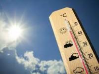 На первый день лета в Запорожской области снова объявили штормовое предупреждение