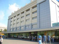 В Запорожье сообщили о минировании торгового центра «Украина»