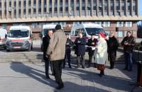 Распиаренные запорожскими депутатами от БПП «скорые» оказались переделанными грузовыми микроавтобусами
