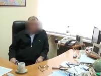 Запорожский чиновник, задержанный на взятке, сбежал в Крым