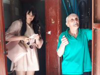 Запорожский пенсионер благодаря депутатам добился ремонта в доме и помощи для больной жены