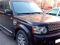 Депутат Вольнянского райсовета не задекларировал «Land Rover»