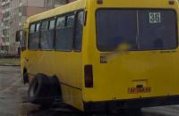 В Запорожье один из маршрутов общественного транспорта изменит движение из-за плохой дороги