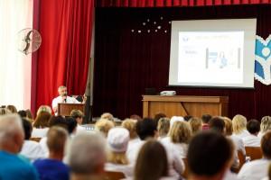 Фото 6_Запорожская областная больница – первое государственное медучреждение в Украине, которое внедряет систему сервиса