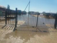 В Кирилловке некоторые базы до сих пор стоят затопленными (Фото)