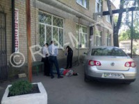Жительница Запорожской области умерла на территории больницы