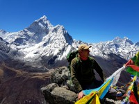 Запорожец повторил в Непале маршрут известного телеведущего Дмитрия Комарова