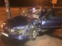 На перекрестке в центре Запорожья пьяный водитель спровоцировал аварию с пострадавшими (Фото)