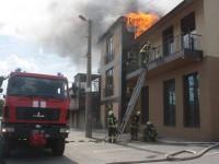 Пожар в «Наири» тушили 27 спасателей – подробности (Фото)