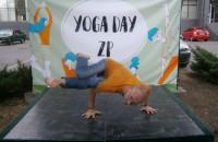 В центре Запорожья лекциями от гуру и мастер-классами отметили  Международный день йоги (Фото)