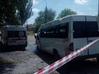 ДТП на Шевченковском: умерла пассажирка маршрутки, вылетевшая в окно