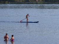 В воде на центральном пляже Запорожья нашли отклонения