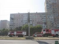 Пожар в многоэтажке на Бородинском тушили 23 спасателя