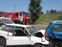 Запорожцы собирают финпомощь для трех девочек, пострадавших в ДТП на Набережной