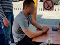 Запорожский суд оштрафовал и отпустил патрульного, попавшегося на взятке возле «Макдональдса»