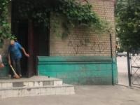 Житель Запорожской области сорвался с балкона, пытаясь попасть в квартиру