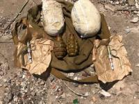 В заброшенном здании обнаружили несколько килограммов взрывчатки