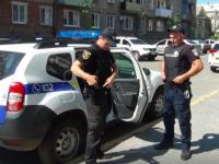 На запорожский курорт для подкрепления прибыли полицейские-ветераны АТО из Донецкой области