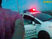 В Запорожье двое грабителей напали на мужчину, выйдя из управления полиции