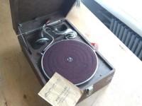 Запорожский музей пополнился патифоном, который конфисковали в аэропорту у турка