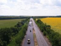 Как продвигается ремонт на трассе «Днепр-Запорожье»