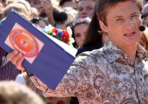 День металлурга в Запорожье отметят с «Караоке на Майдане»