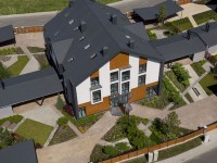 QDRO — трехуровневые квартиры в зеленой зоне